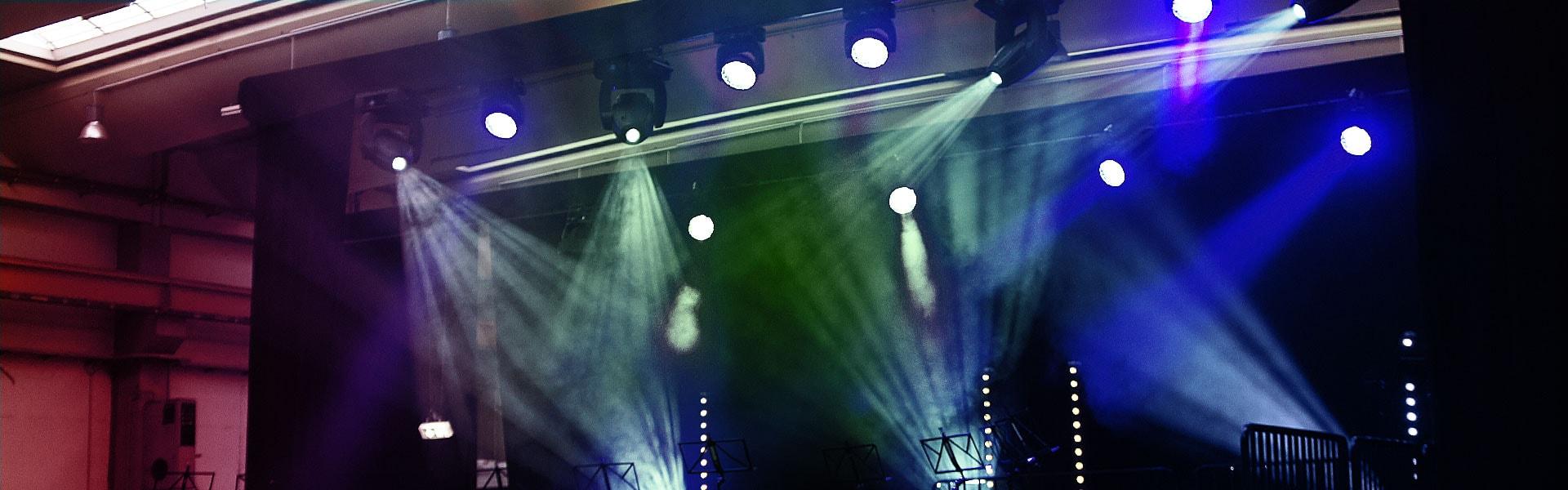 Bühnentechnik Veranstaltungstechnik