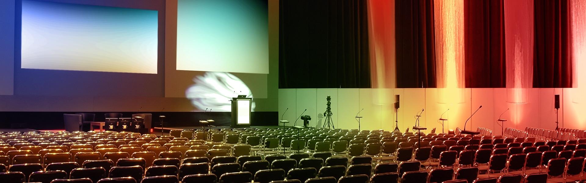 Die Eventverstärker für Ihre Konferenz oder Tagung