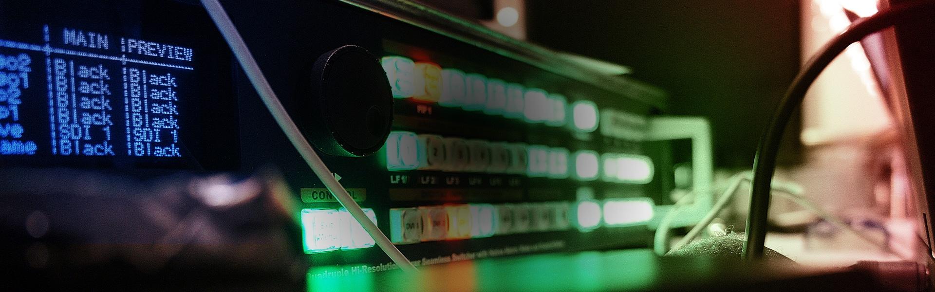 Videotechnik für ideale Videoeinbindung vom Profi